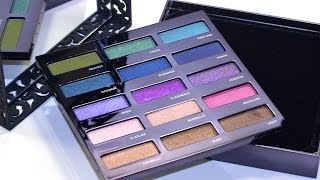 getlinkyoutube.com-Urban Decay- NEW Urban Spectrum Palette Review + Swatches