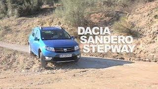 getlinkyoutube.com-Dacia Sandero Stepway - L'essai !