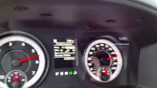 getlinkyoutube.com-2014 Dodge Ram 1500 5.7L V8 0-Top Speed