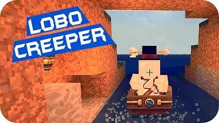 getlinkyoutube.com-Minecraft: Original - O Lobo Creeper #37