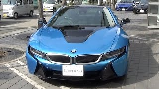 getlinkyoutube.com-BMW i8 ピュアインパルスパッケージ 中古車試乗インプレッション