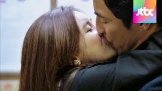 getlinkyoutube.com-남편이 잠든 사이! 엘리베이터 안에서 키스를.. - 우.사.수 7회