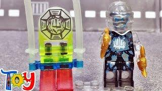 getlinkyoutube.com-dlp 닌자고 에어짓주 쟌 투명 미니피규어 야광 무기 레고 짝퉁 Lego knockoff Ninjago Jane Clear luminous Block