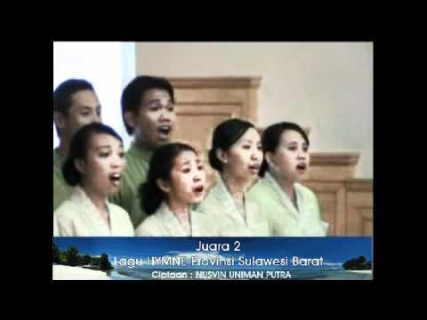 Lagu Mars Provinsi Sulawesi Barat