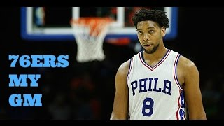 getlinkyoutube.com-NBA 2K16 76ers My GM Ep: 1 - Best Trade Ever???