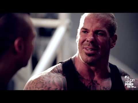 EGO LIFTING Heavy Weight vs High Reps /w Tim Muriello & Rich Piana
