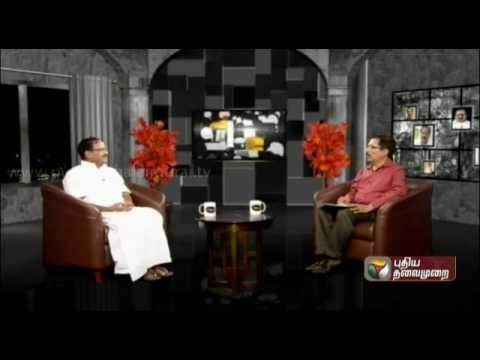 Tamilaruvi Manian Exclusive In Puthiya Thalaimurai - Agni Paritchai (23/03/2014) - Part 2