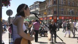 Hannah Trigwell - Run (Original) Briggate Leeds city centre