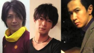 getlinkyoutube.com-【Kラジオ】津田健次郎.小野大輔.杉田智和による神回