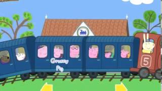 getlinkyoutube.com-Peppa Pig Meet the characters  Peppa Pig Long Episodes   Peppa Pig Long Movie
