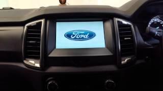 การใช้งานระบบ NEW Interface Ford Everest HDMI  โทร 081-734-8370