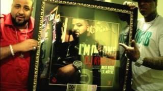 DJ Khaled reçoit son disque d'or pour son single Im On One