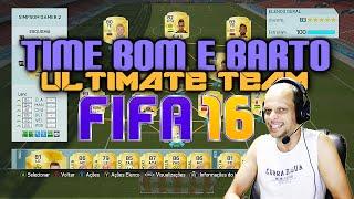 FIFA 16, Ultimate Team, TIME BOM E BARATO, Bundesliga, Liga Alemã #02