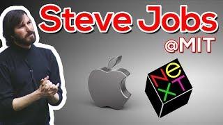 Steve Jobs @NeXT