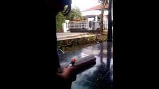 getlinkyoutube.com-Menekuk Talang Air untuk Hidroponik