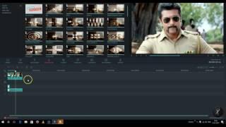 Filmora Video Editor Tutorial Tamil