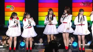 getlinkyoutube.com-[151011] NGT48 Asia Song Festival FULL 2015