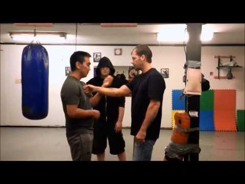 Wing Chun/Ving Tsun- IVT Fok sau hitting from Luk Sau!