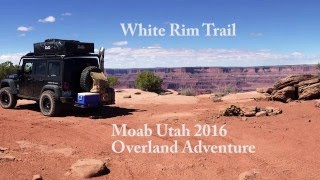 getlinkyoutube.com-Utah Overland - White Rim Trail