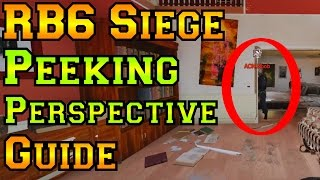 getlinkyoutube.com-Secrets of Peeking and Perspectives - Rainbow Six Siege Guide