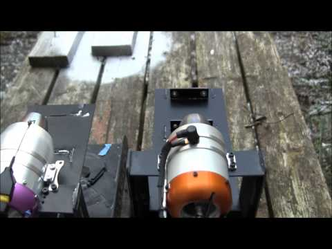 P20SX vs Kolibri T25-HP