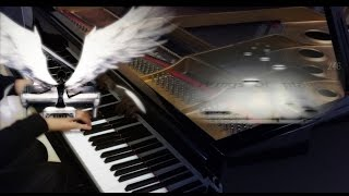 getlinkyoutube.com-[Deemo] Wings of Piano (full version) - REAL PLAY - piano cover by SLS