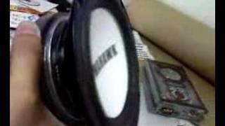"""getlinkyoutube.com-Teste MidBass Tomahawk 6"""" 125rms www.somsc.com.br"""