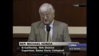 getlinkyoutube.com-House Resolution 121. Mike Honda on 'Comfort Women' 미하원 위안부 결의안