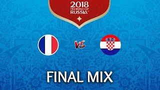 France vs Croatia ⚡️ World Cup Final 'Hype Up' Music Mix