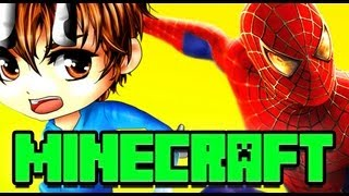 Minecraft THE AMAZING SPIDER-MAN Mod!