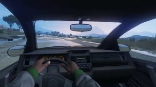 getlinkyoutube.com-GTA 5 PC Mods First Person FOV Driving And Indicators