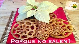 getlinkyoutube.com-Receta de Buñuelos - porque no salen - molde sorpresa que tienen en casa