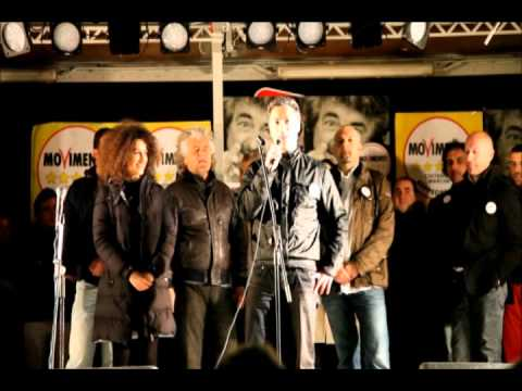 Beppe Grillo a Civitanova Aprile 2012 versione integrale
