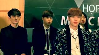 getlinkyoutube.com-Music Bank in Ha Noi | Press Conference | #HoaHocTroMagazine