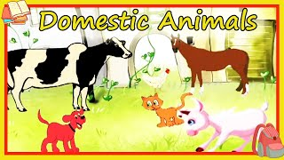 getlinkyoutube.com-Domestic Animals - Animated Series - 1