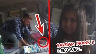 getlinkyoutube.com-BAYRAM PRANK an KLEINE SCHWESTER !! feat. Anne | itsIlker