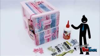 getlinkyoutube.com-Bagaimana membuat laci tarik