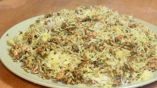 مطبخ الأكلات العراقية - المگشت