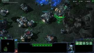 getlinkyoutube.com-StarCraft: Mass Recall v6.2 - The Iron Fist 06 - Emperor's Flight