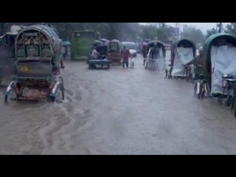 Document 1 : La mousson au Bangladesh