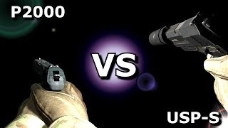 getlinkyoutube.com-CS:GO -  P2000 VS USP-S