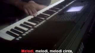 getlinkyoutube.com-Melodi Cinta Rhoma Irama Karaoke Yamaha PSR S750