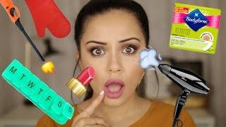 getlinkyoutube.com-15 Beauty HACKS Everyone Should Know 🔑