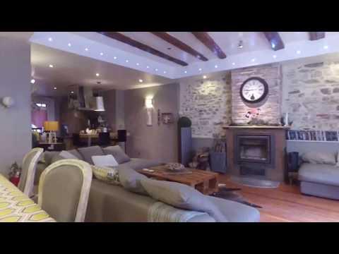Appartement F6 Duplex à SIERCK LES BAINS avec 3 chambres