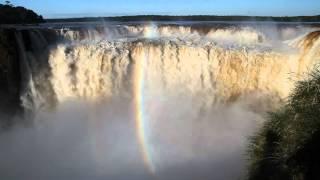 getlinkyoutube.com-Cataratas del Iguazu, Argentina - Junio 2012 HD