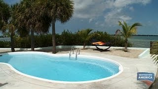 getlinkyoutube.com-This Is What $639,000 Buys You in the Florida Keys | Buying the Beach