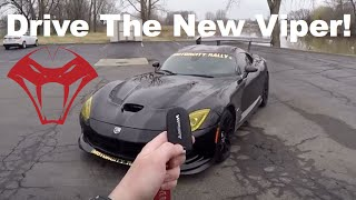 What It's Like to Drive a Viper GTS!