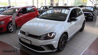 getlinkyoutube.com-2017 Volkswagen Golf 7 GTI CLUBSPORT In Depth Review Interior Exterior