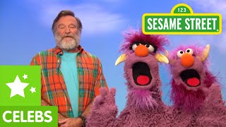 getlinkyoutube.com-Sesame Street: Robin Williams: Conflict