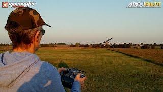 """getlinkyoutube.com-""""Ardupilot: Copter V3.4 RC5ß"""" (DJI S1000, Pixhawk, M8N GPS, 2 Kg payload)"""